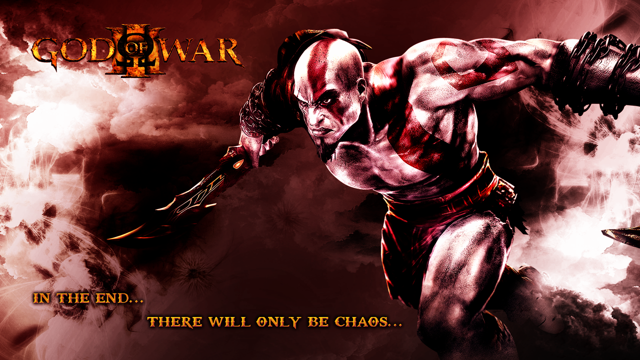 God of War 3 Wallpaper 4 by ~CrossDominatriX5 on deviantART