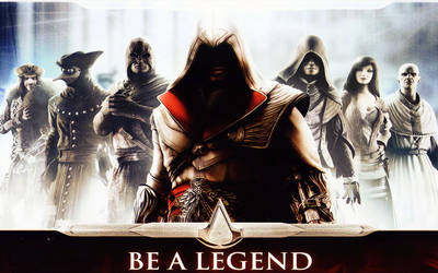Assassin's Creed Brotherhood 2 by CrossDominatriX5