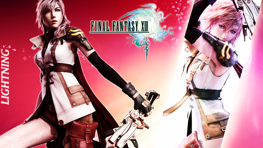 final fantasy xiii wallpaper. Final Fantasy XIII Wallpaper C