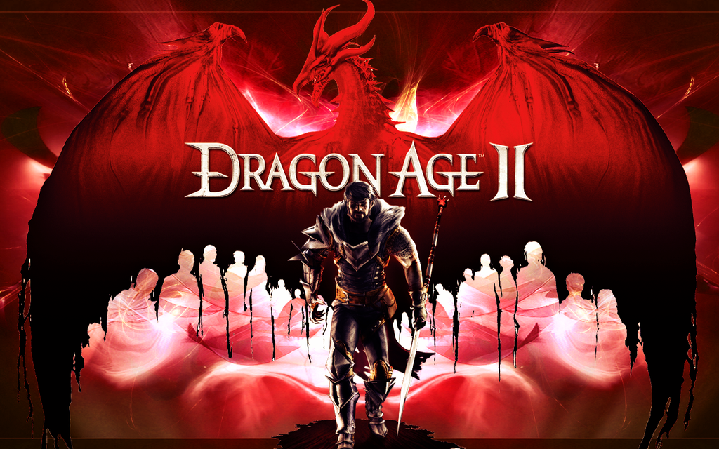 Dragon Age 2 Wallpaper by CrossDominatriX5