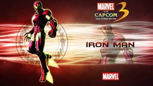 Marvel VS Capcom 3 Iron Man