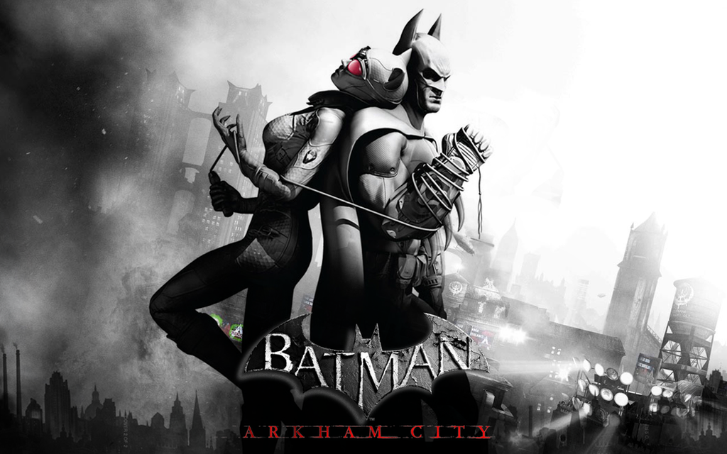 batman arkham city wallpaper 1 by crossdominatrix5 on