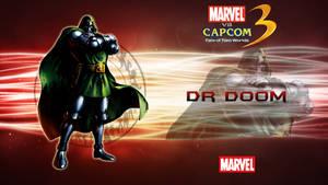 Marvel VS Capcom 3 Dr Doom