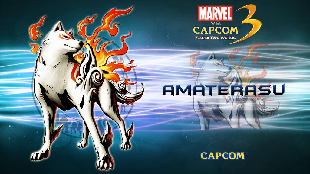 Marvel vs Capcom 3 Amaterasu Reveal Trailer TRUE-HD