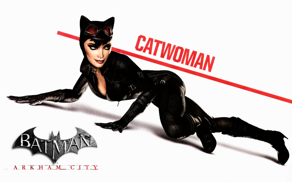 Batman Arkham City Wallpaper 3 By CrossDominatriX5