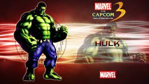 Marvel VS Capcom 3 Hulk