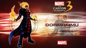 Marvel VS Capcom 3 Dormammu