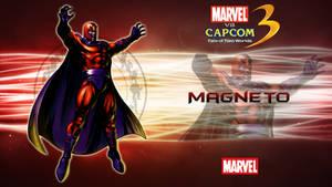 Marvel VS Capcom 3 Magneto