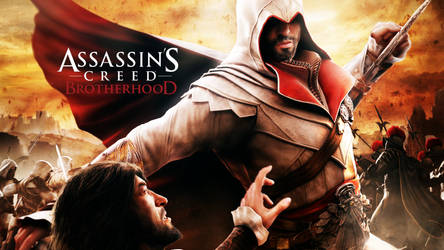 Assassins Creed Brotherhood 11 by CrossDominatriX5