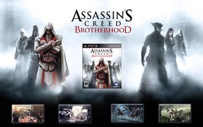 AC Brotherhood Launch by CrossDominatriX5