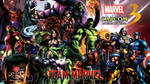 Marvel VS Capcom 3 Team Marvel