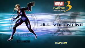 Marvel VS Capcom 3 Jill by CrossDominatriX5