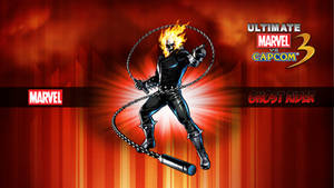 Ultimate MvC3 Ghost Rider