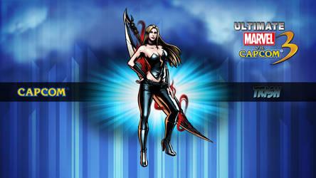 Ultimate MvC3 Trish by CrossDominatriX5