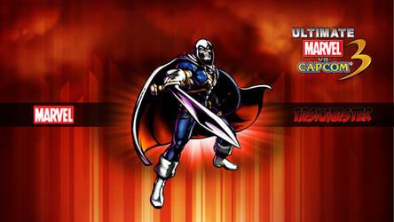 Ultimate MvC3 Taskmaster by CrossDominatriX5