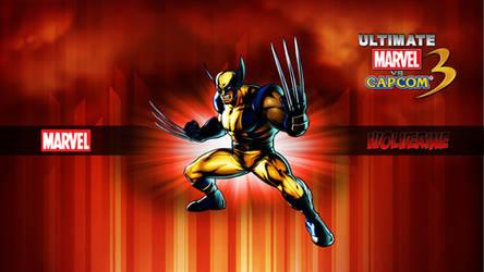 Ultimate MvC3 Wolverine by CrossDominatriX5