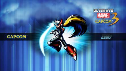 Ultimate MvC3 Zero by CrossDominatriX5