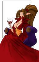 Elvish Madam by JollyJack colo by andy-j2k