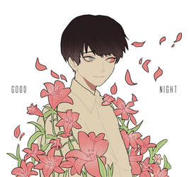 sleep well, kaneki
