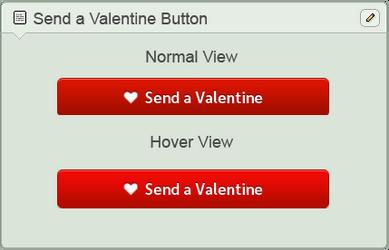 Send a Valentine Button
