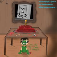 Happy birthday Liy The Death Preventer!