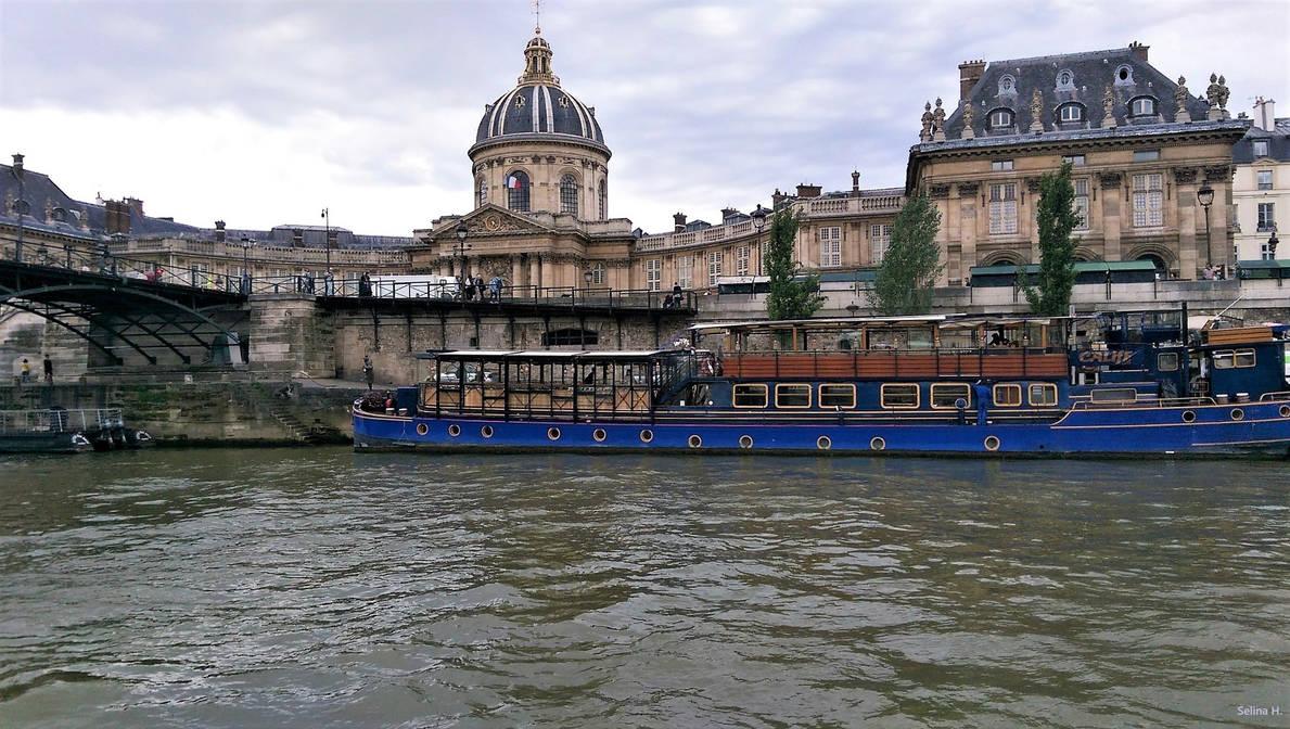 Sur La Seine by sesam-is-open