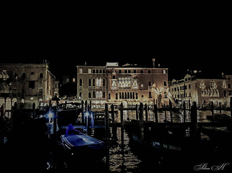 Summer Night In Venice