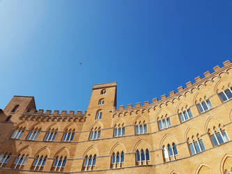 Touch The Sky In Siena