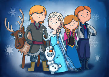 Frozen by bome830