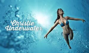 Christie - Swimming 2