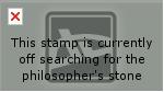 FMA BRB stamp by BluefireStamps