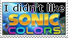 Sonic Colors :l by BluefireStamps