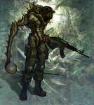 Infected Soldier