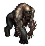 Infected Gorilla
