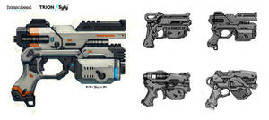 FA Alien Pistol