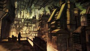Slum factory