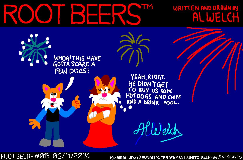 Root Beers 015 - Fireworks