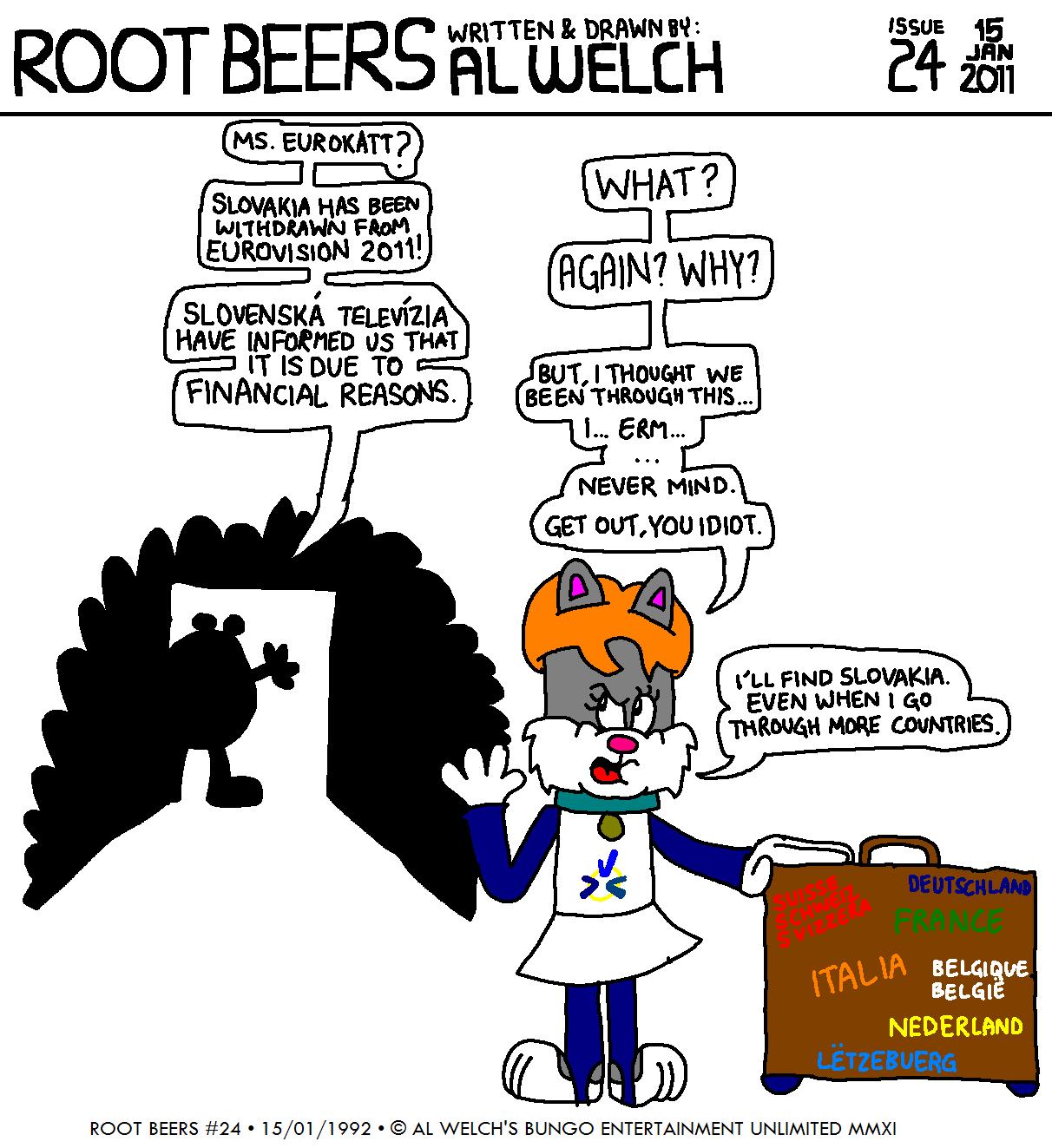 Root Beers 024 - Not Slovakia?
