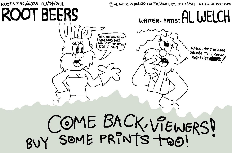 Root Beers 036 - Erm...