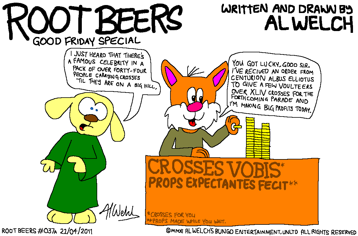 Root Beers 037a - Good Friday
