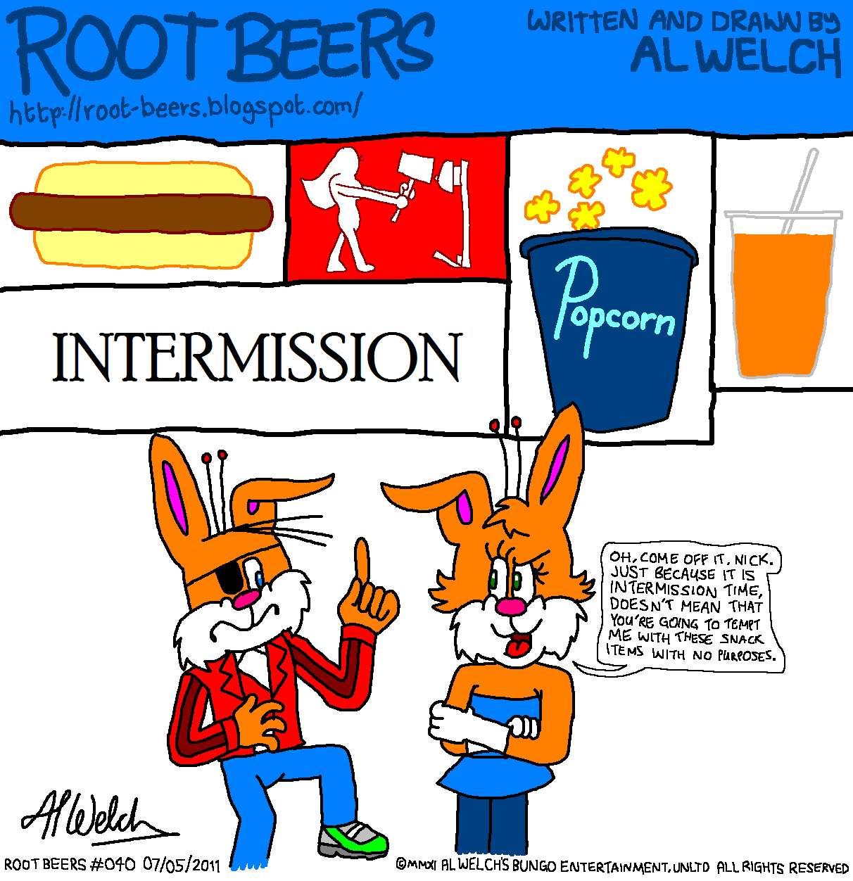 Root Beers 040 - What's to eat