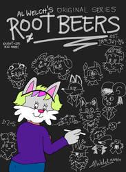 Root Beers the Chalkboard by BunnzieBungo