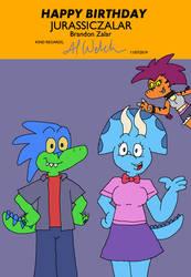 It's the Dinosaur Bones gang!