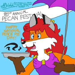 Fan Art Friday - Vicki Fox by BunnzieBungo