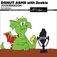 Donut ASMR with Zookie