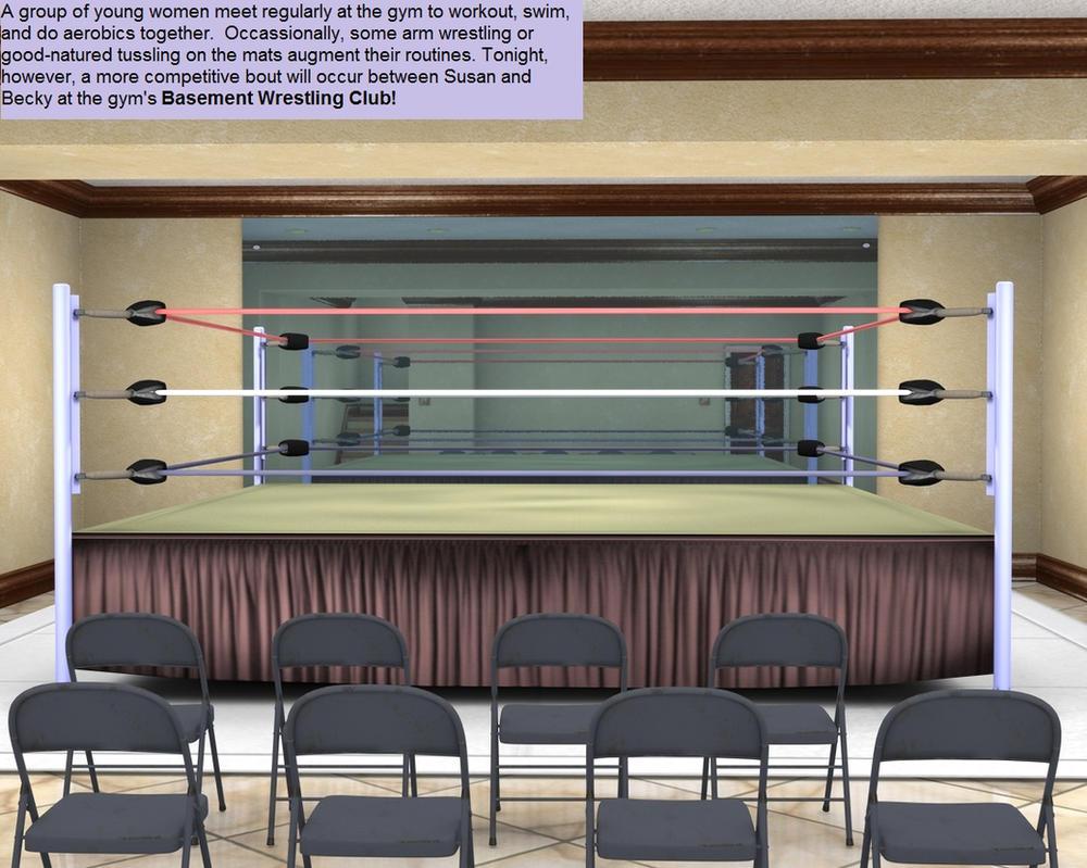 basement wrestling club intro by greyghost64 on deviantart