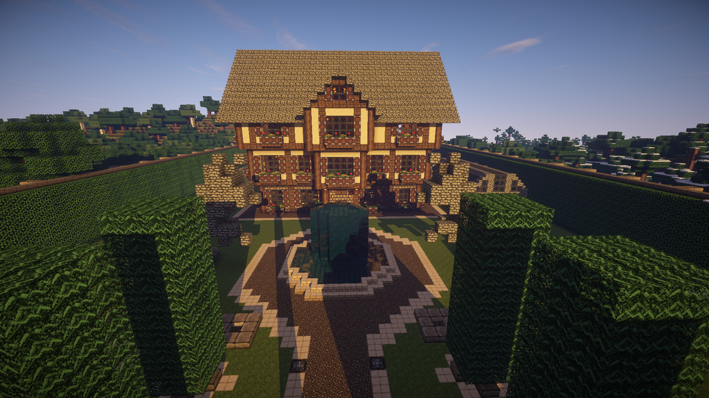 Main survival house by daggytee on deviantart for Survival home plans