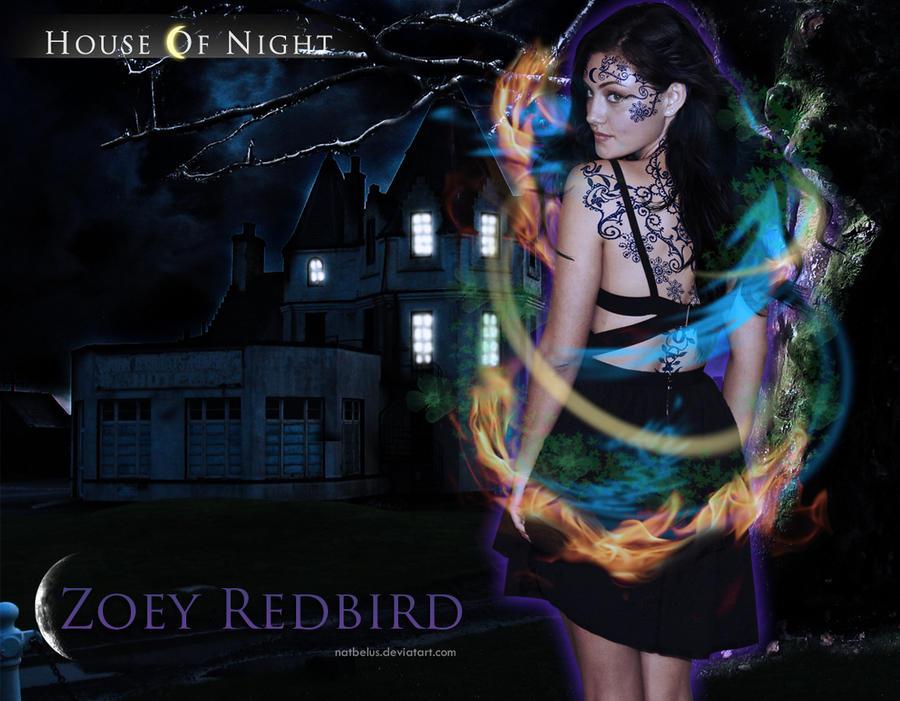 Zoey Redbird 3 - FAN MADE by NatBelus