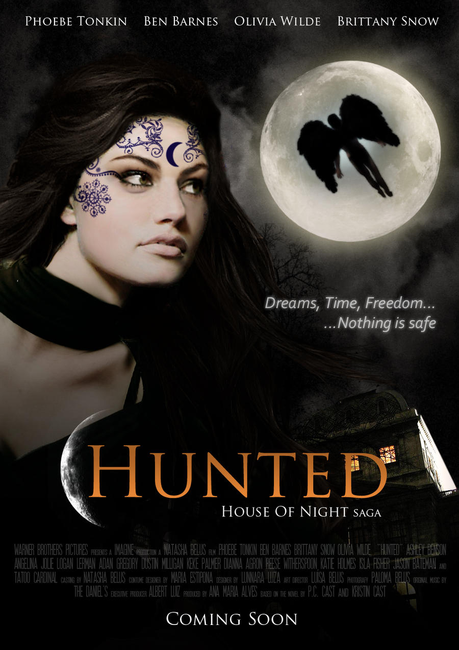 Hunted Movie Poster By Natbelus On Deviantart