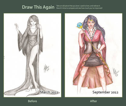 Draw This Again - Cornelia